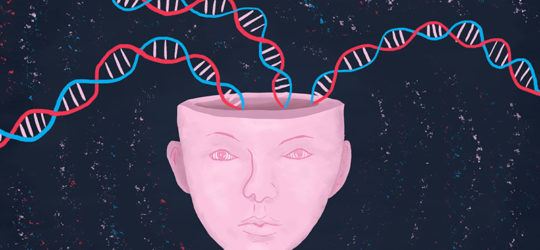 Does memories travel in DNA